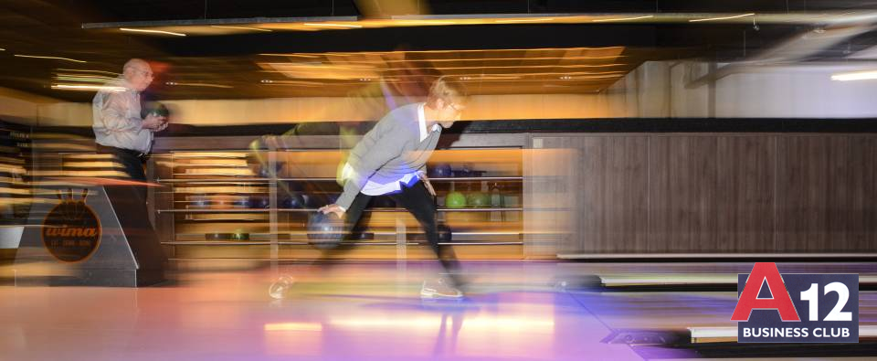 A12 Business Club - Bowling wedstrijd