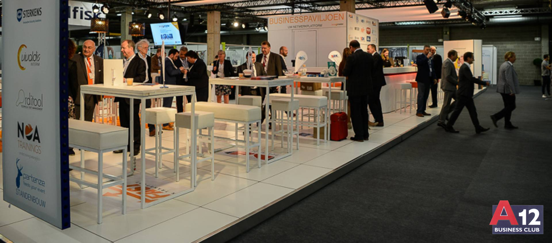 A12 Business Club - Ontbijtvergadering in Antwerp Expo