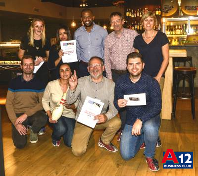 Bowlingkampioen - A12 Business Club
